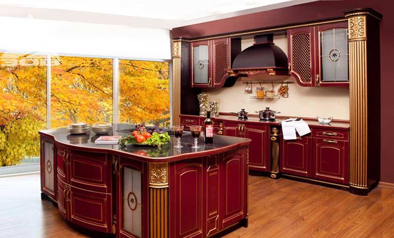Какой кухонный гарнитур выбрать: советы по выбору материалов и лучшие идеи дизайна (110 фото)