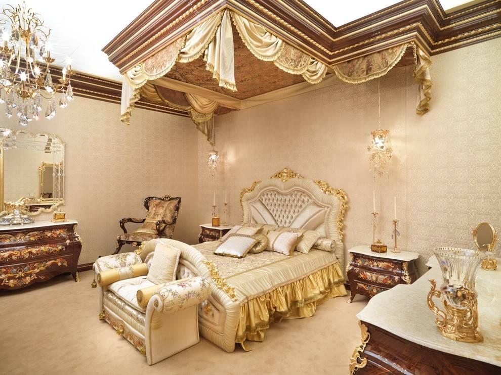 Стиль барокко в интерьере (90+ фото) | особенности дизайна | оформление отделки, декора, мебели в стиле барокко