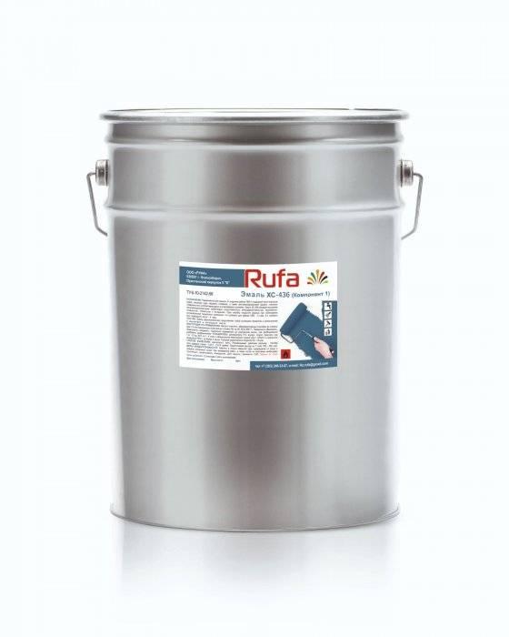 Применение эмали ХС - 436 для покраски (характеристики и свойства)