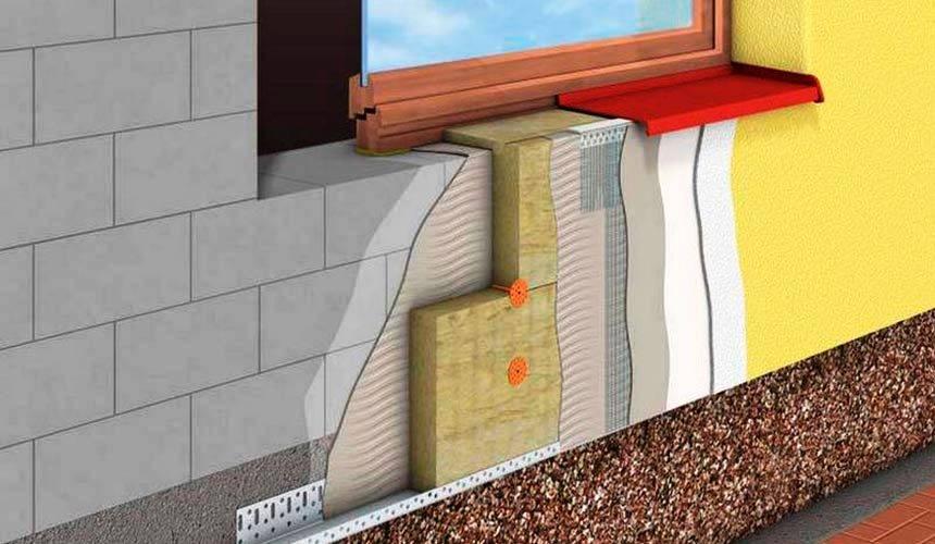Строительство дома из керамзитобетонных блоков: особенности