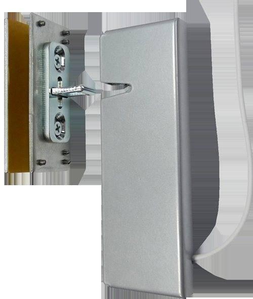 Врезные замки для межкомнатных дверей: установка дверных магнитных замков