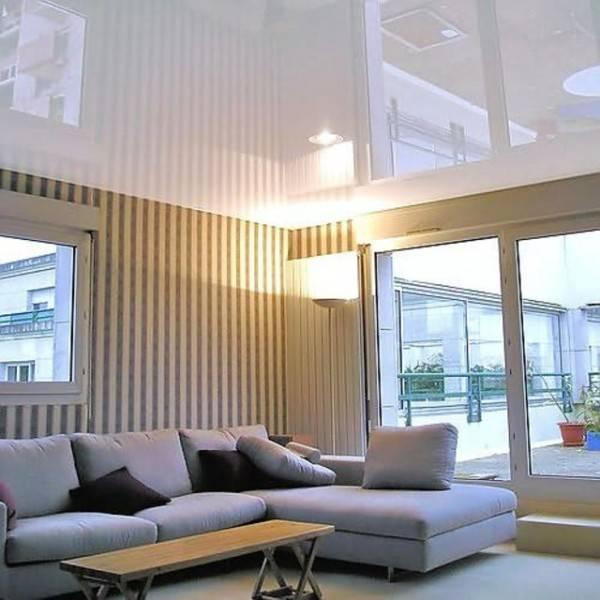 7 советов, как визуально увеличить высоту потолка