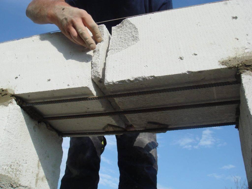 Облицовка дома из газобетона кирпичом: конструкция и выполнение работ