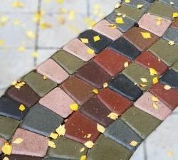 Технология и основные этапы укладки тротуарной плитки на песок
