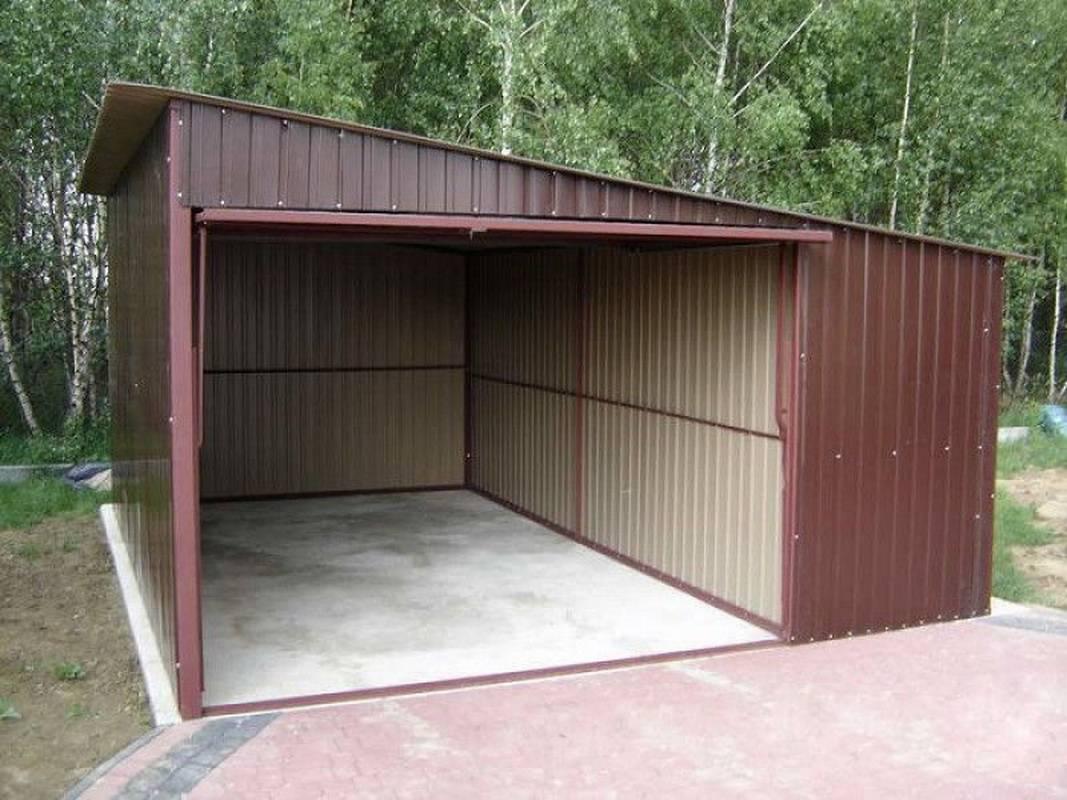Ижорский гараж сборный металлический: как собрать, размеры и вес, инструкция по сборке, особенности и комплектация разборного гаража