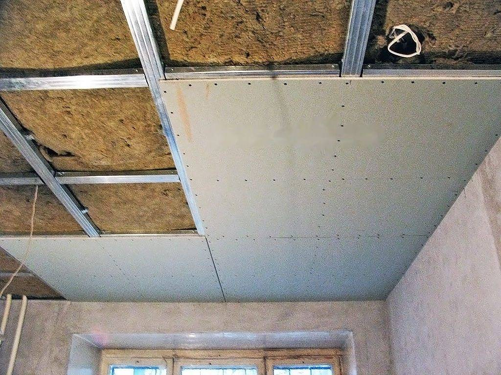 Потолок в ванной из сайдинга: правила самостоятельного монтажа