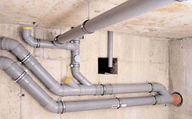 Какой уклон должен быть у канализационной трубы: минимальный и максимальный, нормативы