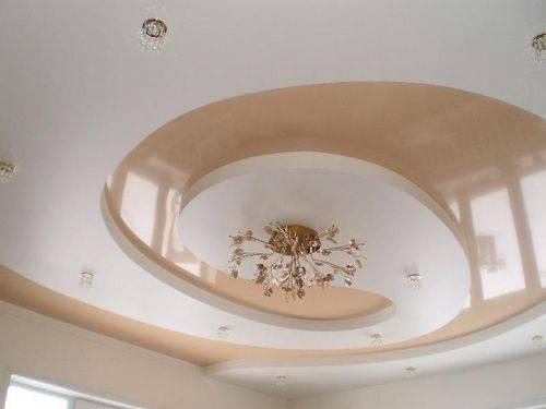 Лучшие бесшовные натяжные потолки: роскошь в каждой детали