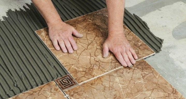 Почему мастера не советуют класть плитку на цементный раствор - строительство и отделка - полезные советы от специалистов
