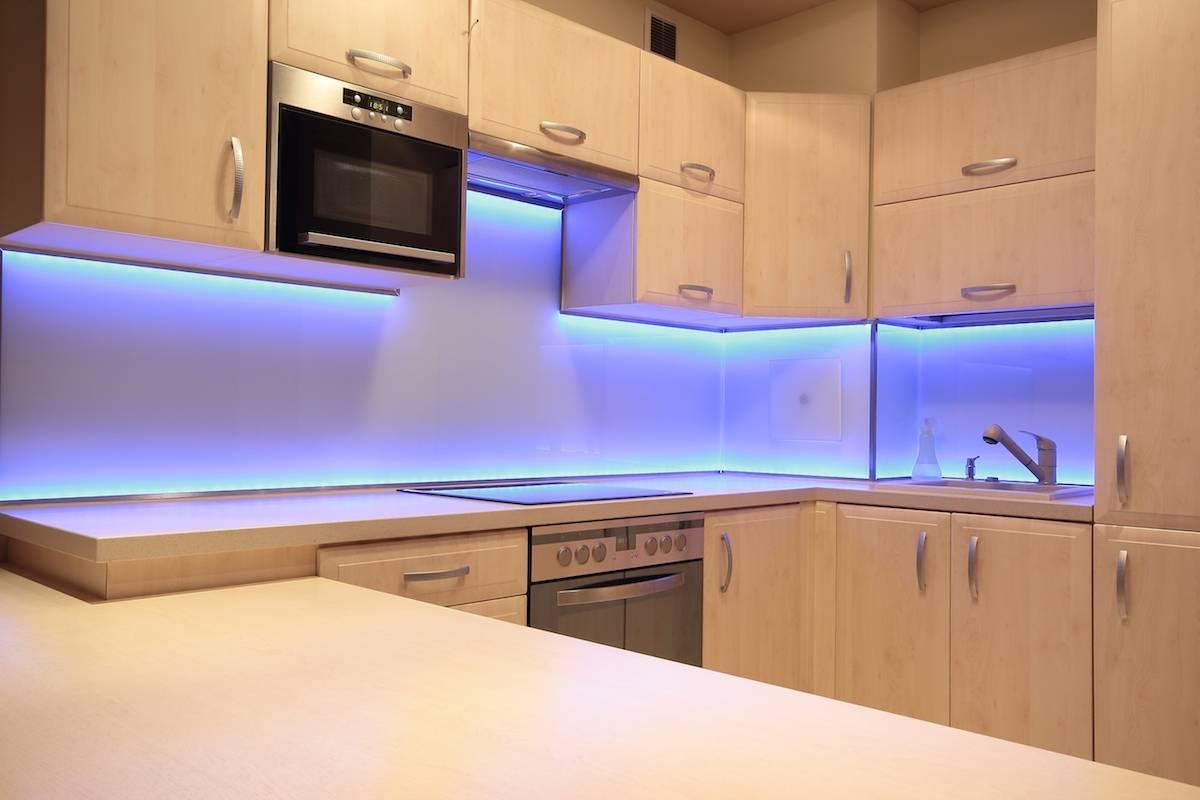Светодиодные ленты в интерьере – прольем немного света на вопрос?