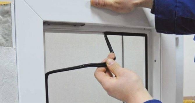 Уплотнитель на пластиковых окнах: как выбрать и заменить