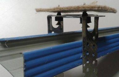 Виброподвесы для гипсокартона (19 фото): как сделать своими руками, акустические подвесы для гкл