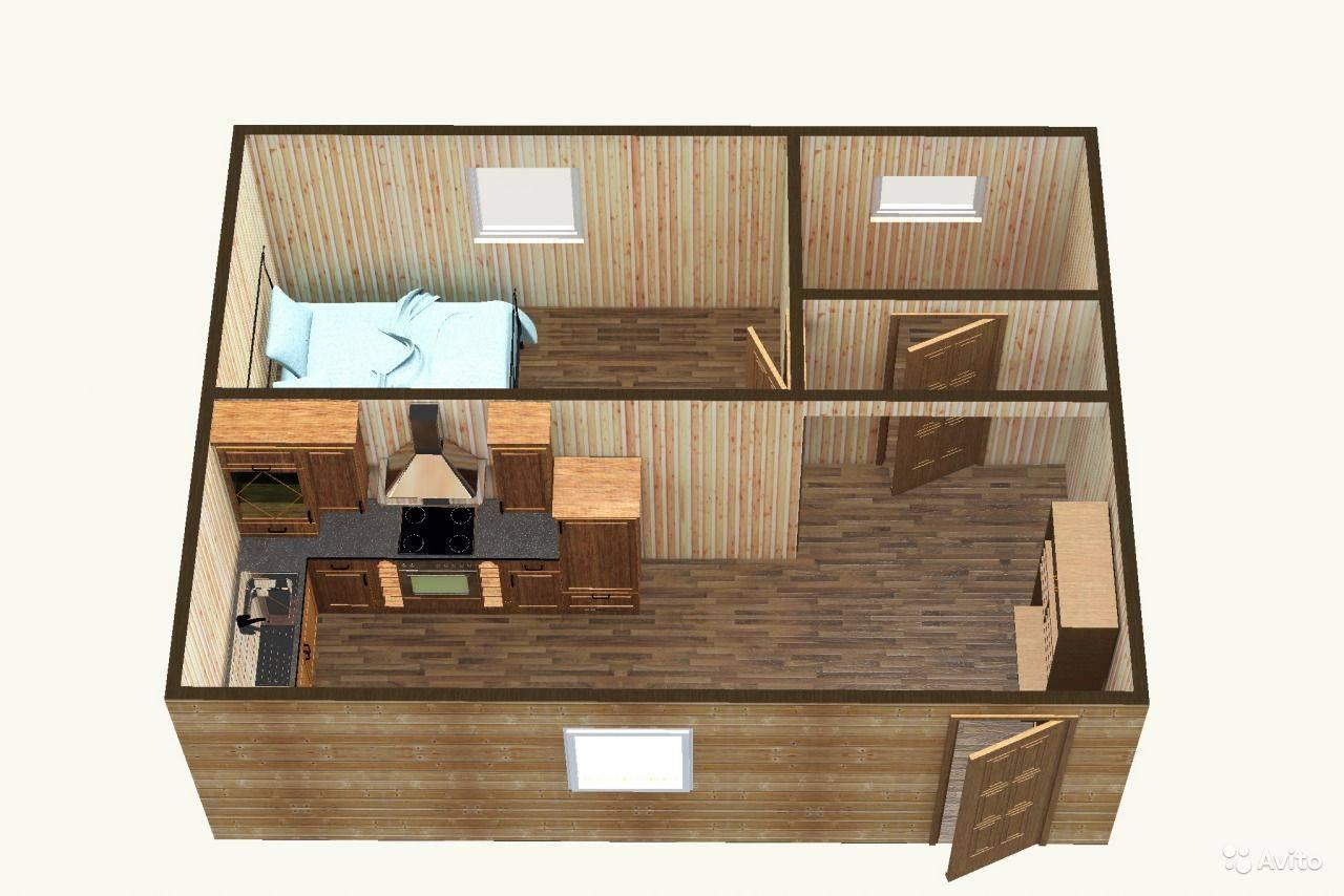 Модульные дома из блок контейнеров: проекты и цены, особенности строительства и преимущества, фото