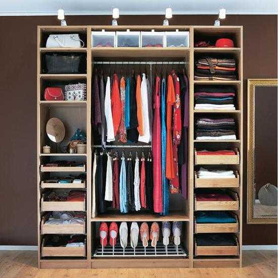Платяной шкаф - что это | модели и правила выбора | фото