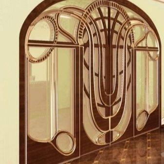 Варианты оформления арок в дверном межкомнатном проеме