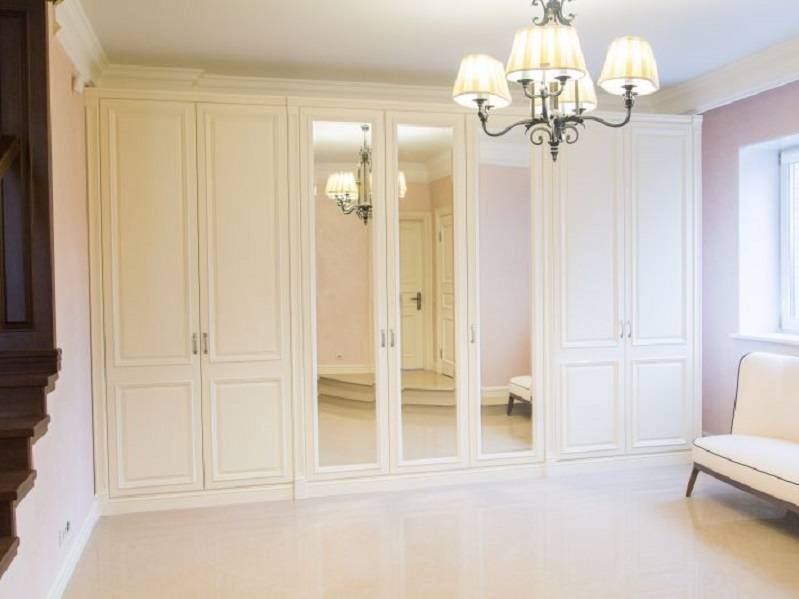 Белый шкаф в спальню: топ-100 фото лучшего дизайна