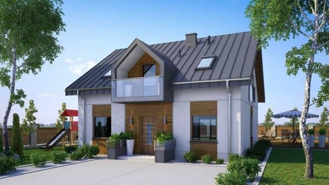 Самые популярные проекты домов из пеноблоков: выбор проекта. подготовка к строительству и возведение постройки
