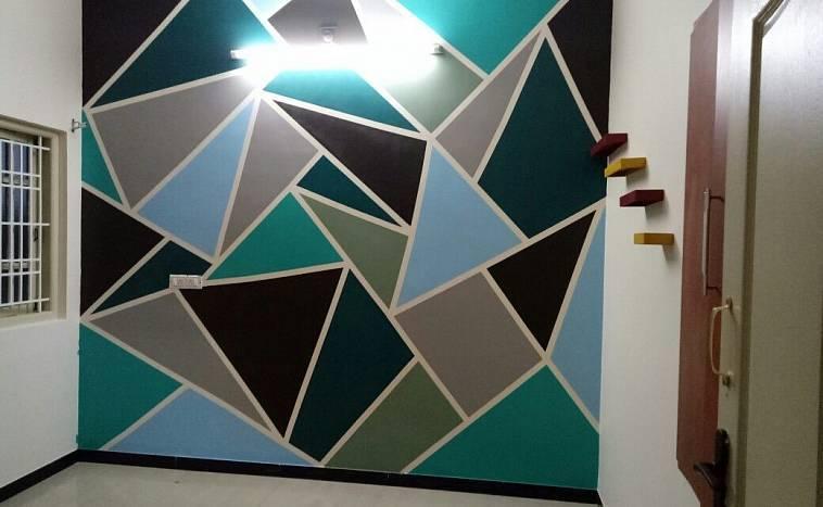 Покрасить стены в туалете вместо плитки: примеры дизайна с фото, и каким цветом работать, чем наносить покрытие при ремонте, как сделать все креативно своими руками?