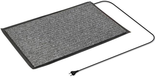 Можно ли стелить ковер на теплый пол