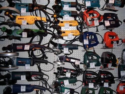 Где хранить инструменты – мужское мнение