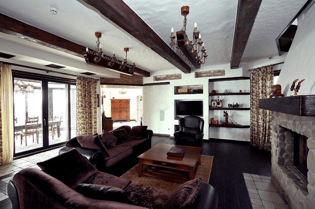 Дом в стиле шале | красивые проекты (+55 фото)