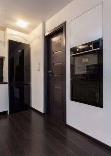 Как правильно выбрать цвет ламината чтобы он сочетался с цветом мебели и дверей