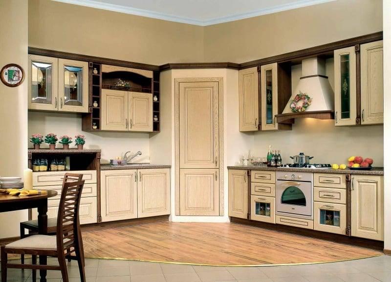 Спокойствие и нежность цвета слоновой кости на вашей кухне