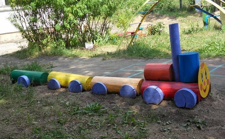 Детская площадка своими руками: идеи для частного дома и парка (115 фото)