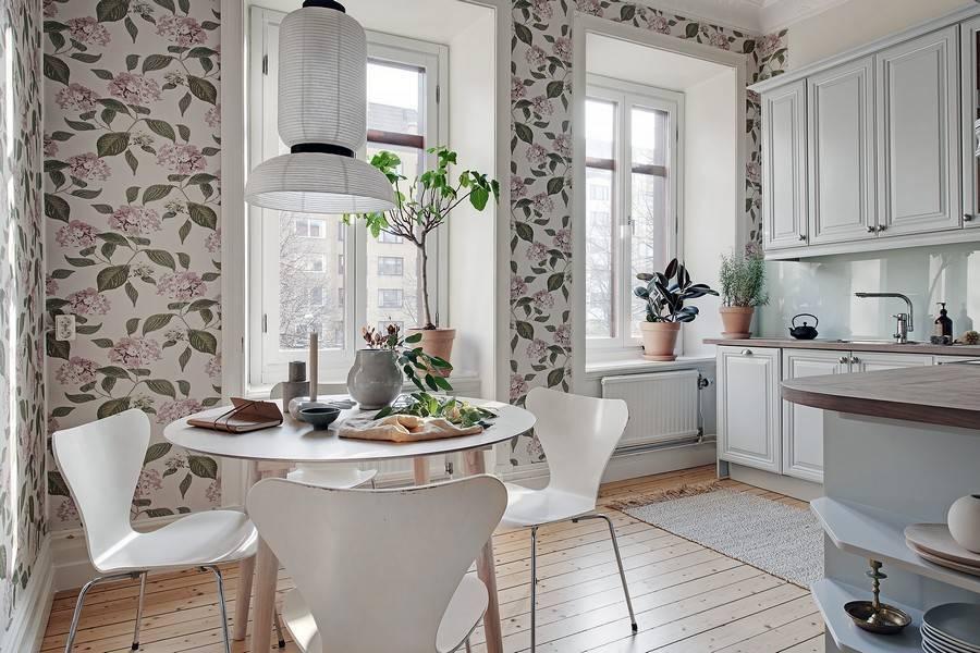 Дизайн маленькой кухни в живых примерах (40 фото)