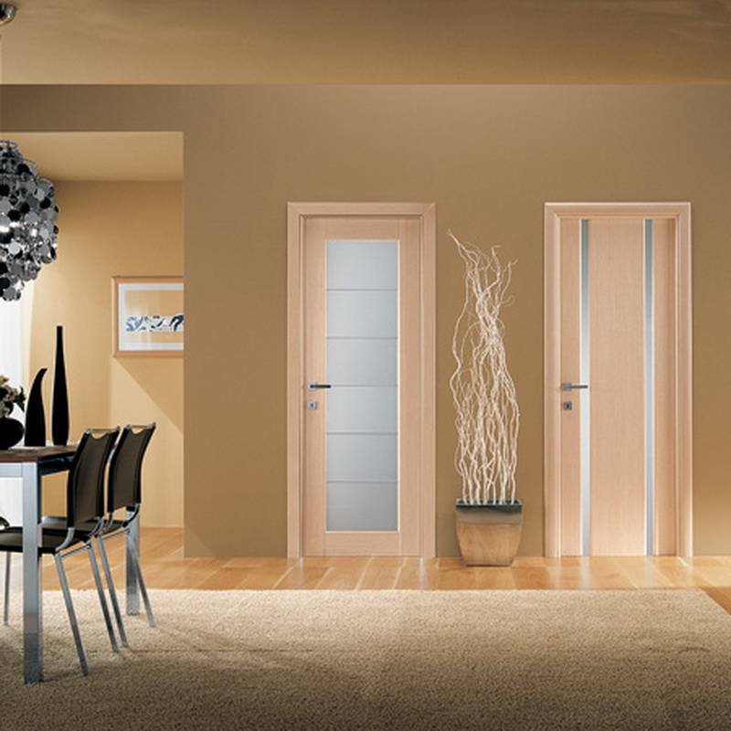 Как выбрать цвет межкомнатных дверей? | советы специалистов