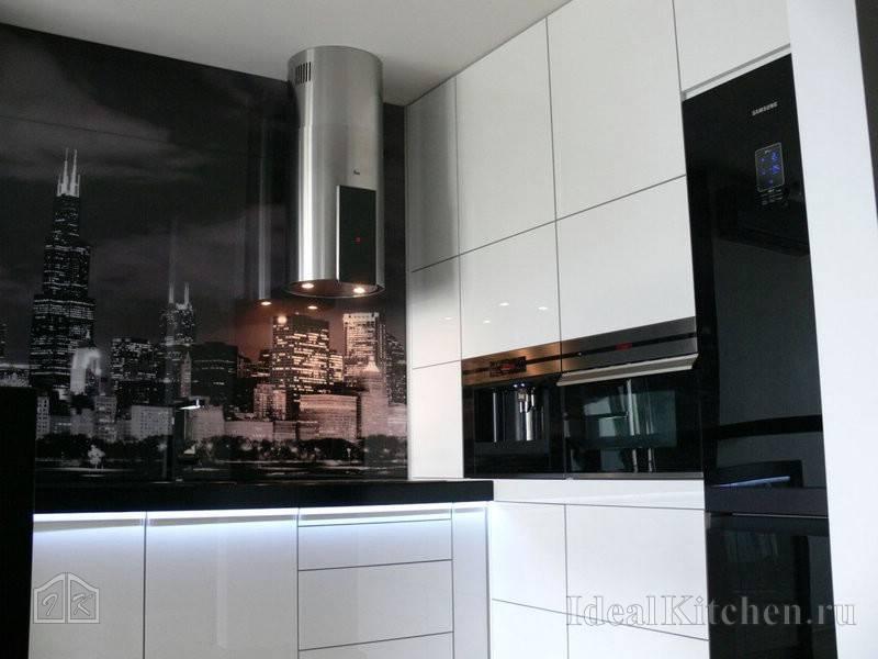 Фартуки для кухни: все современные идеи и 116 фото