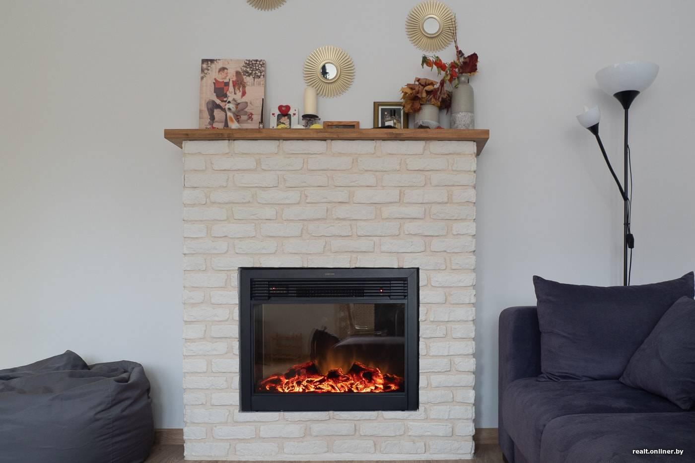 Как выбрать электрокамин для дома или квартиры, основные критерии