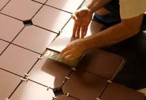 Как почистить плитку на полу — эффективные средства и методы