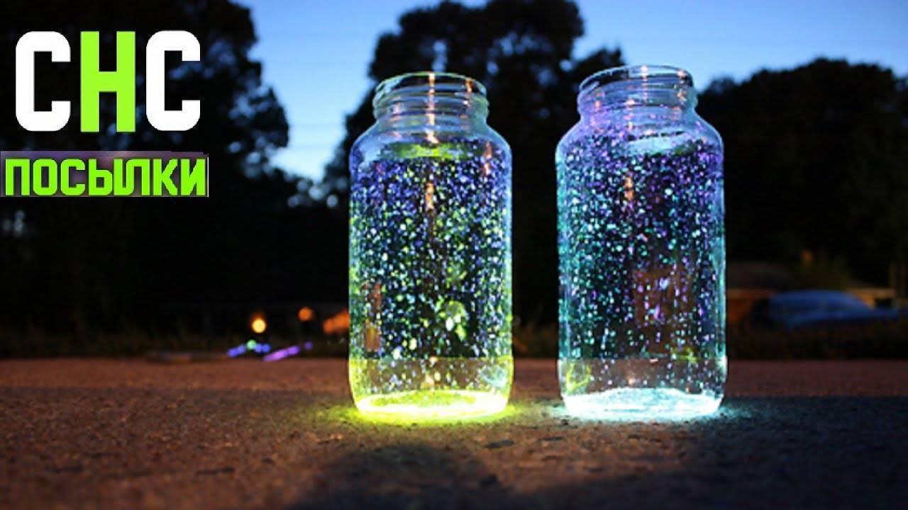 Люминесцентная краска – особенности, области использования, покраска