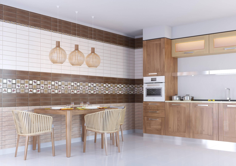 Отделка стен на кухне: варианты, материалы, идеи
