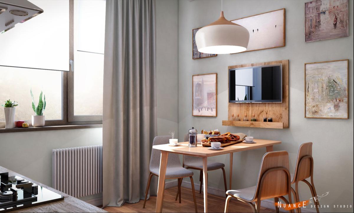 Скандинавский стиль в интерьере квартиры: фото с комментариями