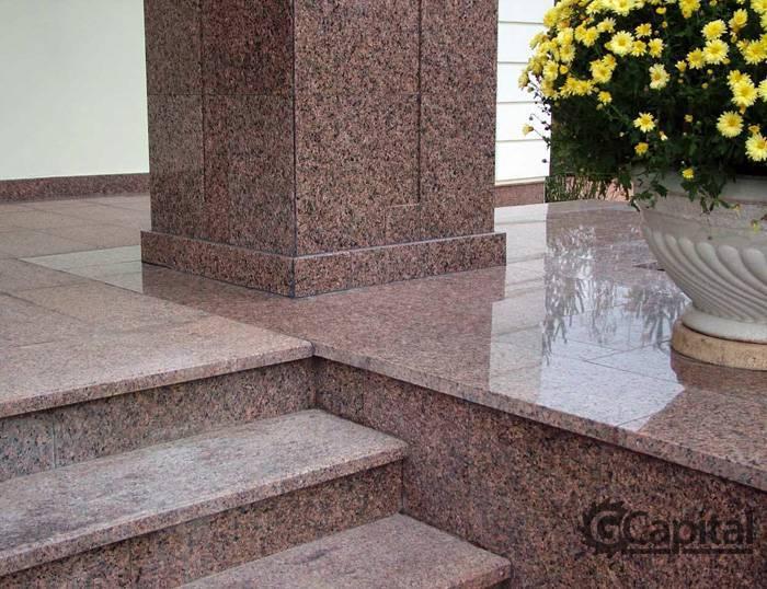 Гранитная плитка – назначение, разновидности, свойства, рейтинг лучших материалов