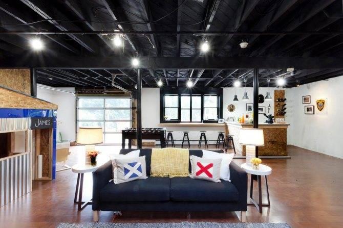 Глянцевые натяжные потолки: фото в интерьере, 100 идей дизайна