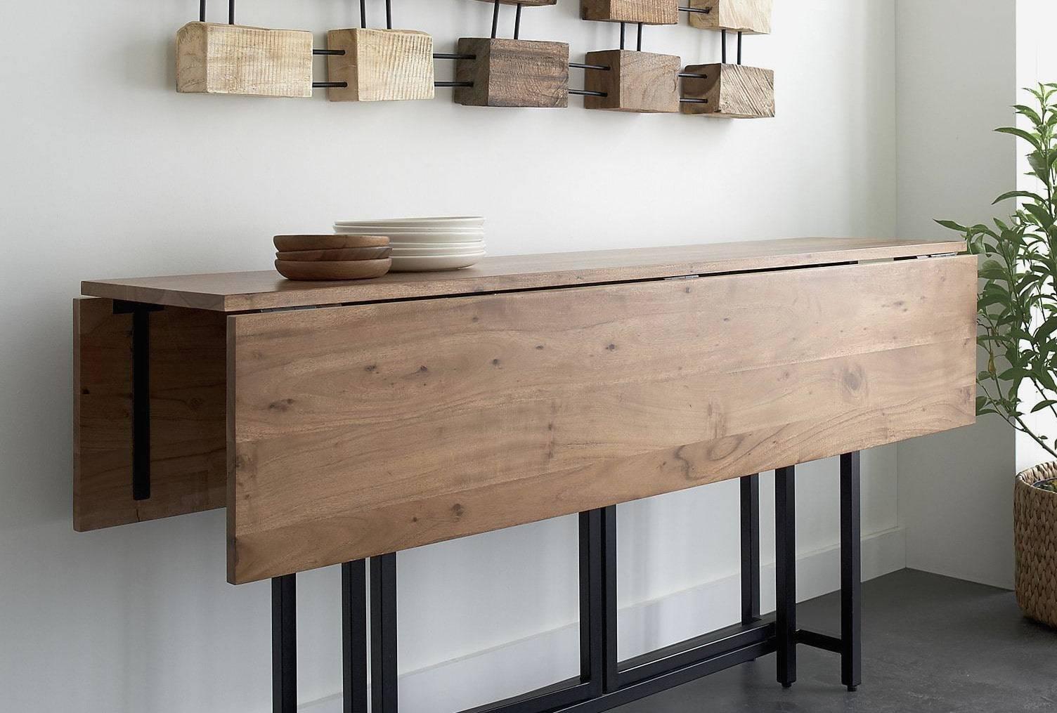 90 идей выбора красивых современных столов