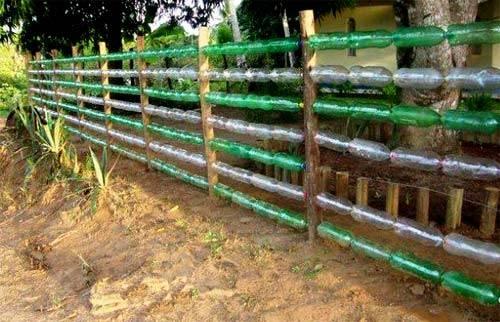 Пластиковый забор: виды, установка своими руками