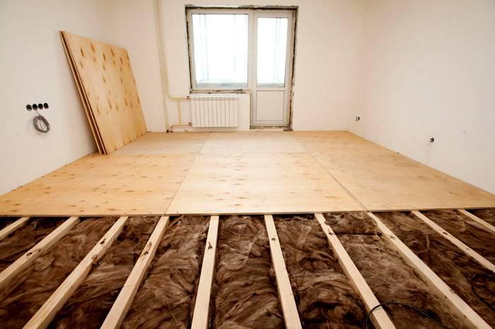 Монтаж теплого пола под линолеум на деревянный пол - инструкция!