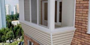 Как обшить балкон снаружи сайдингом: пошаговая инструкция по выбору и монтажу материала своими руками
