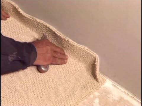 Как стелить ковролин: правильно уложить ковролин своими руками