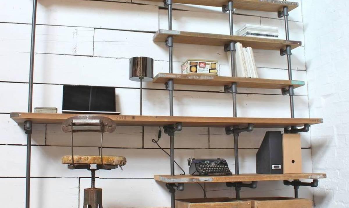 Полки в кладовку: особенности и пошаговые инструкции изготовления