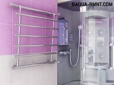 Какой водяной полотенцесушитель лучше выбрать для вашей ванной?