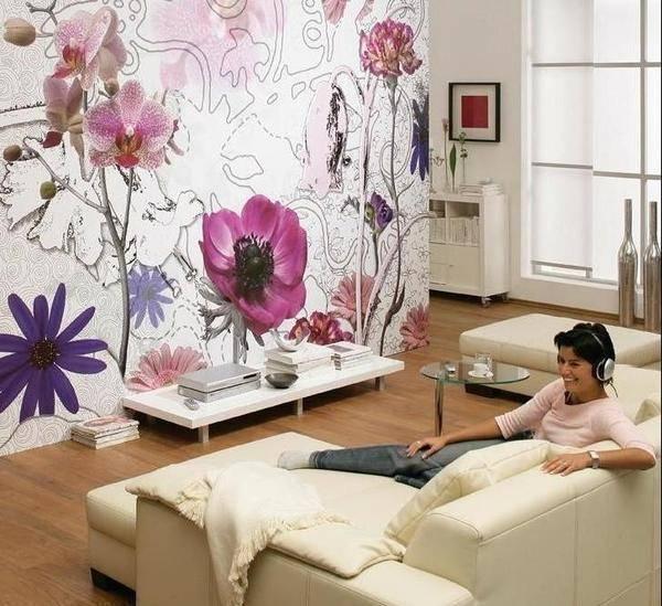 Как клеить обои на крашеные стены: водоэмульсионка, масляное и акриловое покрытие