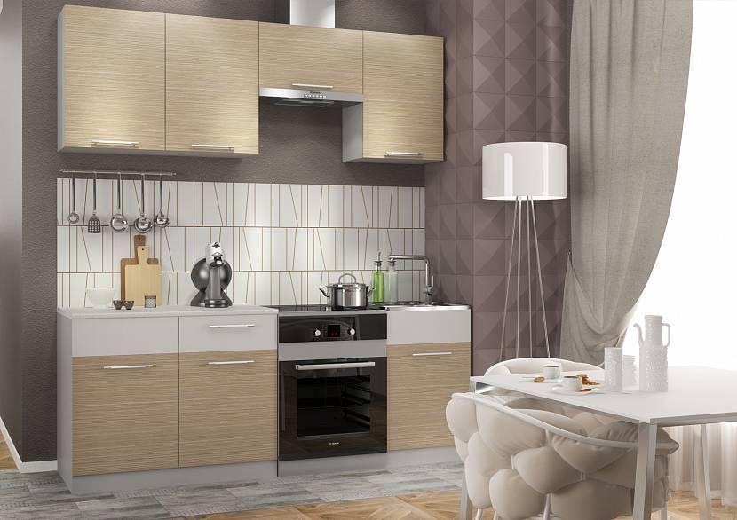 Бежевая кухня в интерьере, преимущества и недостатки, сочетания цветов