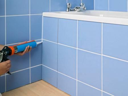 Какую затирку выбрать для ванной, учитывая все нюансы