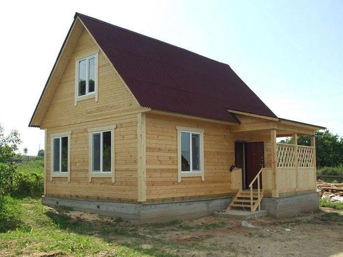 Этапы строительства частного дома ⋆ domastroika.com