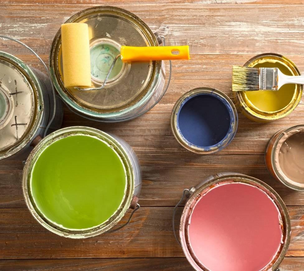 Виды лучших красок по металлу – составы, отличия и способы применения для внутренних и наружных работ